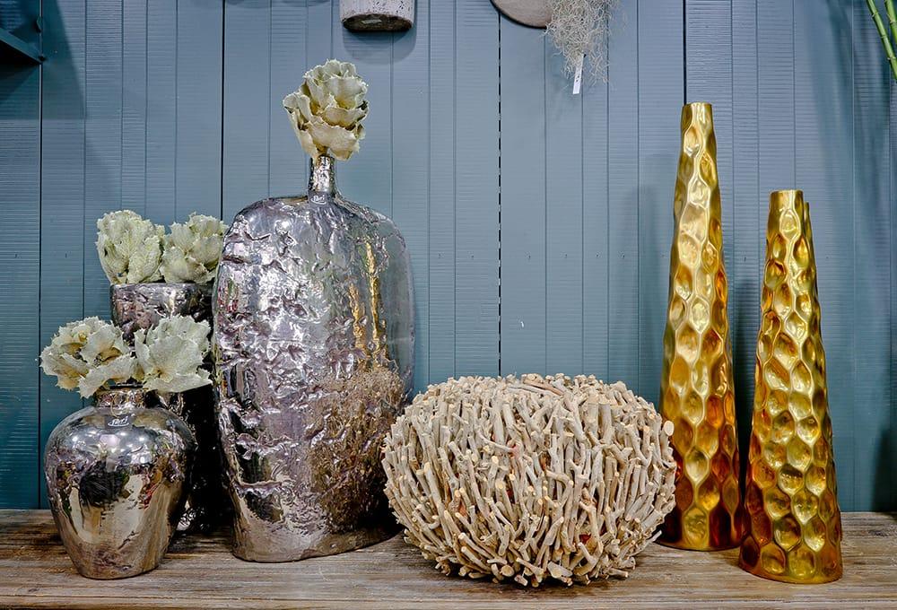 décorations métal